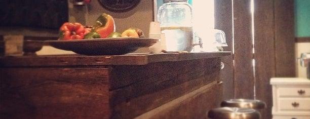 Salad Wheel is one of Bushwick!.
