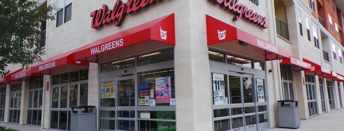 Walgreens is one of New trip - Compras.