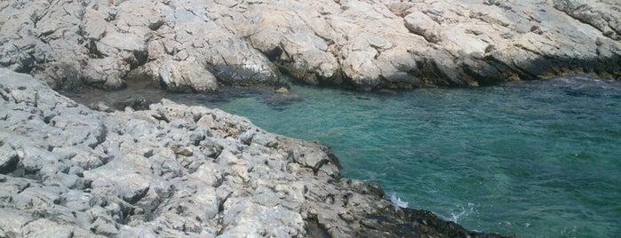 3ο Λιμανάκι Βουλιαγμένης is one of Beaches..