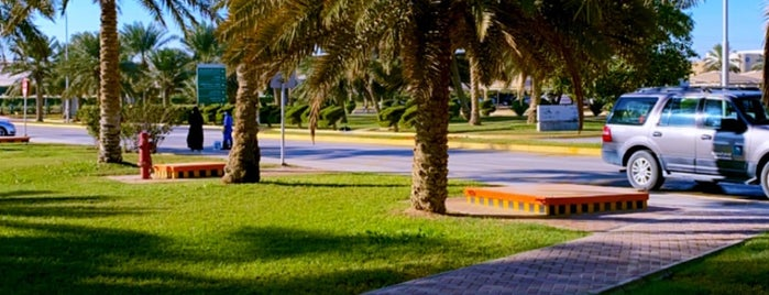 Saudi Aramco, South Admin Bldg., Mubarraz is one of Adam's Liked Places.