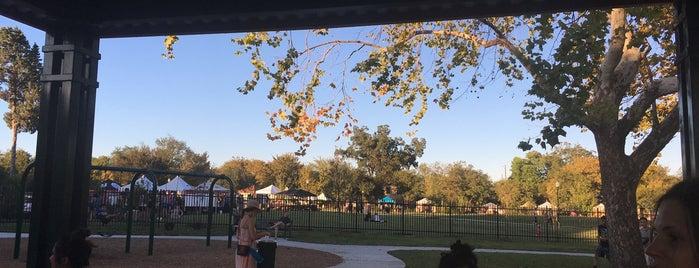 Buckner Park is one of Dallas Parks.