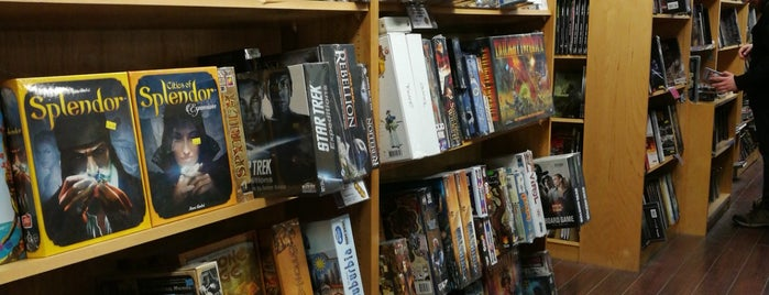 Pandemonium Books & Games is one of Will: сохраненные места.