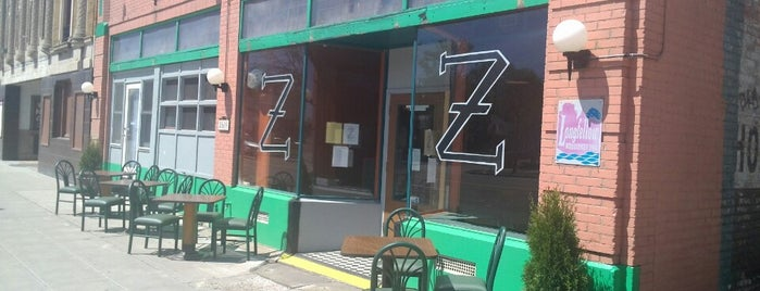 Zeke's Unchained Animal is one of Bars and Restaurants to Check Out.