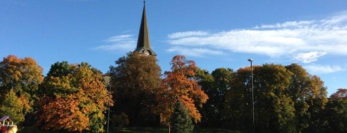 Sofienbergparken is one of Oslo City Guide.