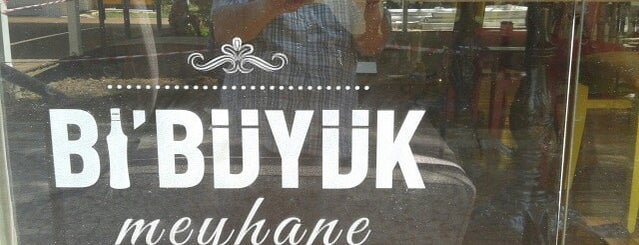 Bi'Büyük Meyhane is one of Locais curtidos por Mustafa.