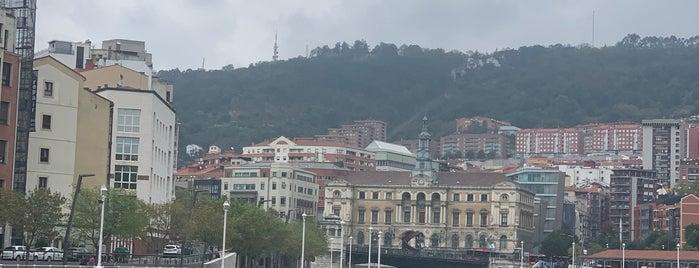 Casco Viejo is one of Bilbao.