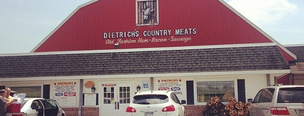 Dietrich's Meats is one of Daveさんのお気に入りスポット.