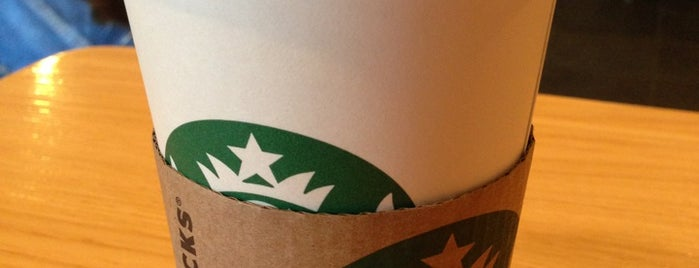 Starbucks is one of Posti che sono piaciuti a Hiroshi ♛.