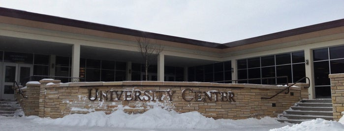UNC: University Center is one of Tempat yang Disukai Hiroshi ♛.