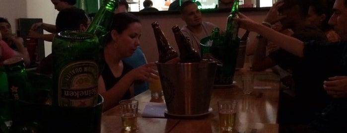 Nosso Bar Tia Floripa is one of SP Honesta.