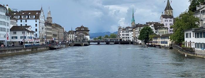 Alter Botanischer Garten is one of Zurich.