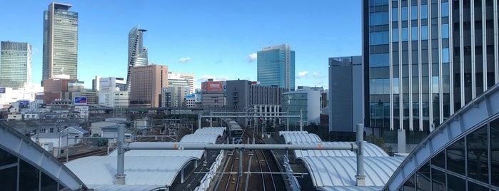 Sasashima-raibu Station (AN02) is one of Orte, die Shigeo gefallen.