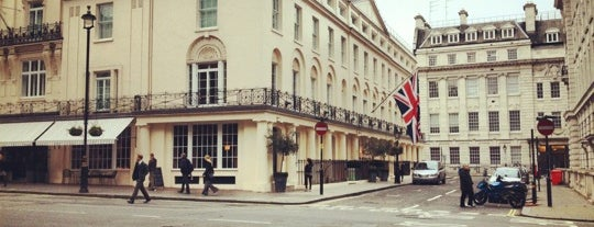 Haymarket Hotel is one of London.