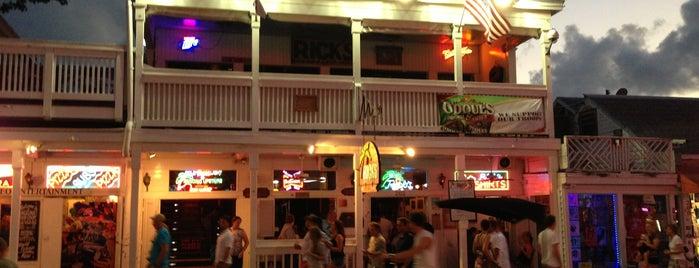 Lazy Gecko Bar is one of KEY WEST.