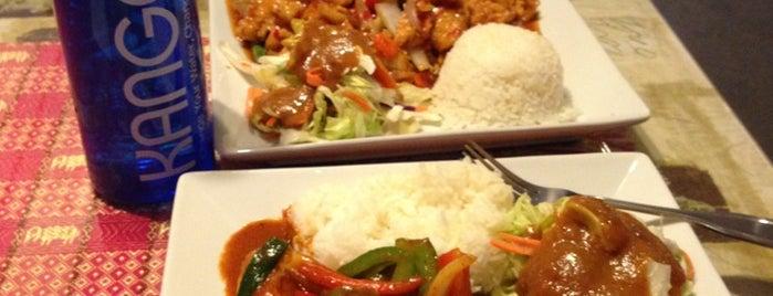 Go Bangkok Thai Cuisine is one of สถานที่ที่บันทึกไว้ของ Elisabeth.