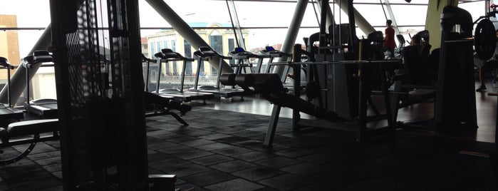 Mi Estilo Fitness Club is one of Sevket'in Beğendiği Mekanlar.