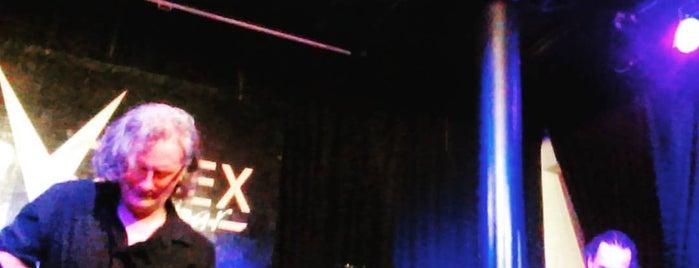 Vortex Jazz Club is one of Hackney, London.