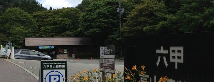 六甲高山植物園 is one of Kansai Trip.