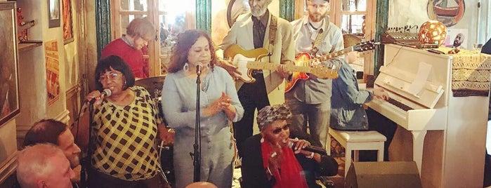 Bar Lunatico is one of Jazz bars.