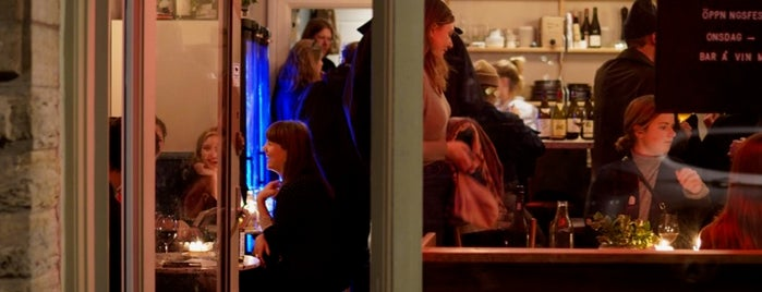Bar La Lune is one of Gothenburg.
