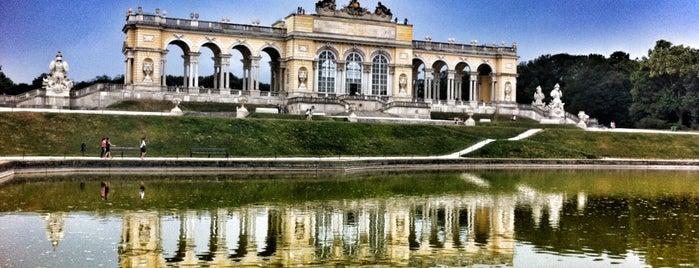 Jardins de Schönbrunn is one of Follow the Orient Express — Şark Ekspresi.
