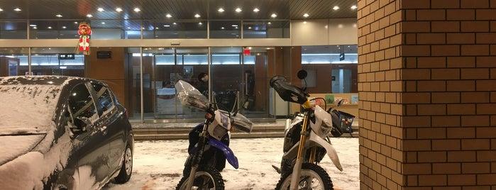 Asahikawa Toyo Hotel is one of Hokkaido.