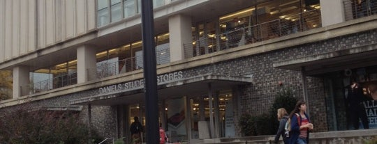 UNC Student Stores is one of สถานที่ที่ Pablo ถูกใจ.