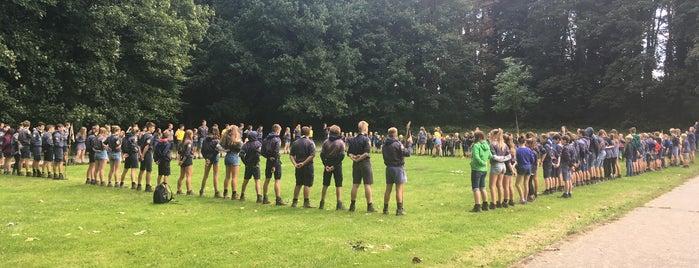 Scoutslokaal 345ᵉ FOS De Toekan is one of FOS Open Scouting.