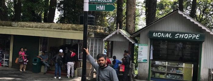 Zoo Padmaja Naidu Himalayan Zoological Park is one of Locais curtidos por Женя.
