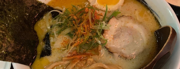 Ryujin Ramen is one of Asian Food Spots in the US.