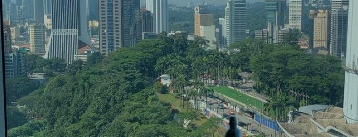 Oasia Suites Kuala Lumpur is one of Lieux qui ont plu à Egemen.