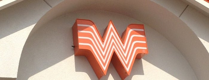Whataburger is one of Lugares guardados de Mzz.