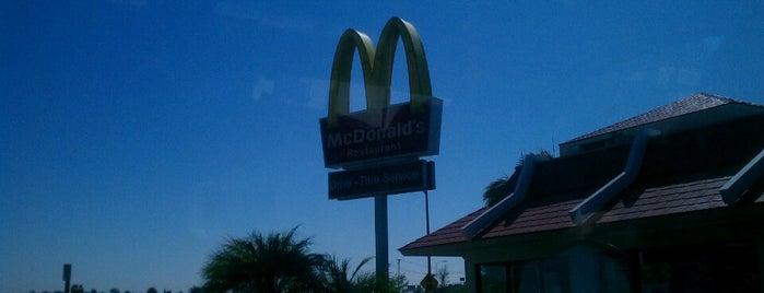 McDonald's is one of Lugares favoritos de Bryan.