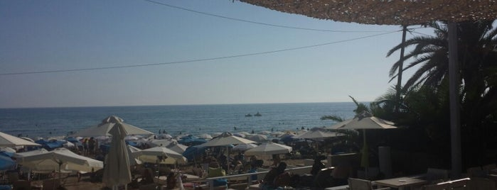 Nagual Beach Bar is one of Corfu.