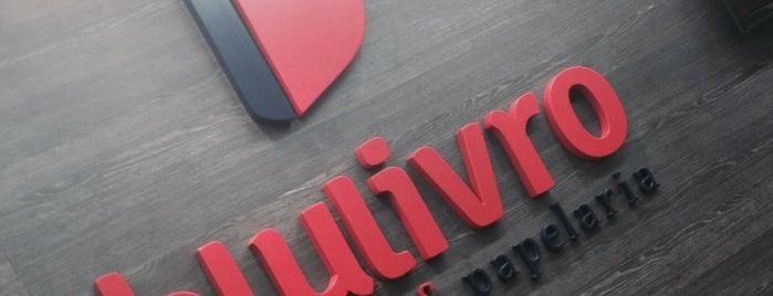 Livraria e Papelaria Blulivro is one of Lugares que já fui..