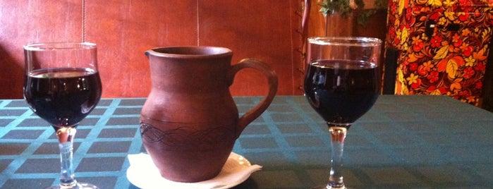 Эрисиони is one of Грузинская кухня/Georgian Cuisine.