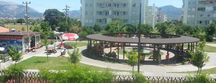Turkan Saylan Parki is one of Posti salvati di Onur.