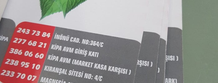 Erpak Kuru Temizleme is one of Firsat35 in Kampanyalari.
