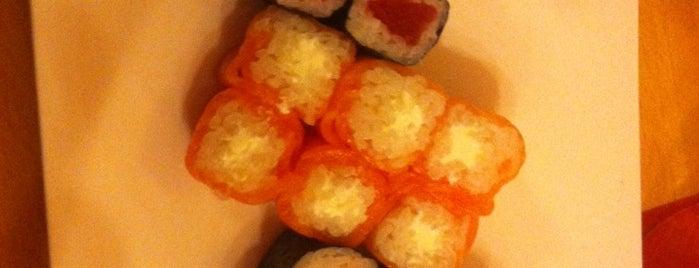 Quick Sushi is one of Locais curtidos por Grace.