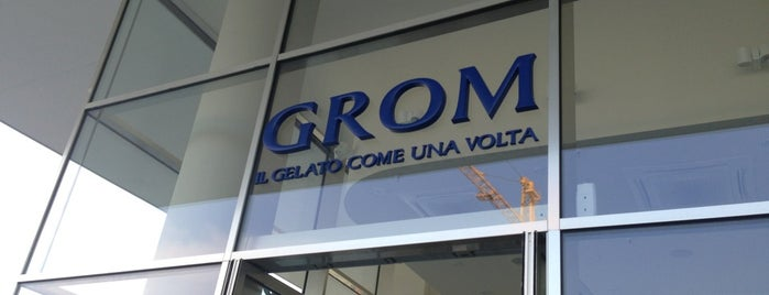 Grom is one of place to be.