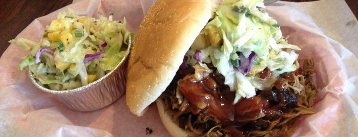 Elgin BBQ Pit is one of Where should we eat?.