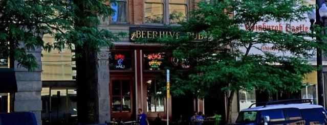 BeerHive Pub & Grill is one of Salt Lake Trip.