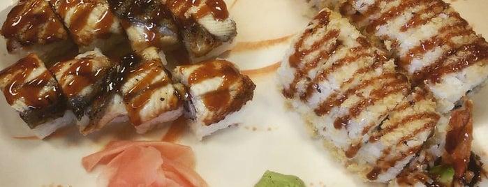Oishi Sushi and Teriyaki is one of By work.