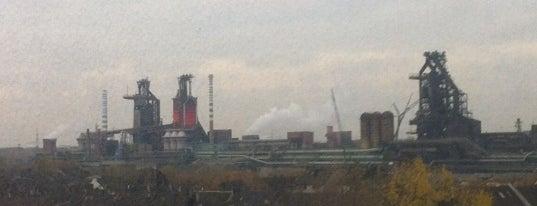 ThyssenKrupp Steel Europe is one of 4sq365de (1/2).