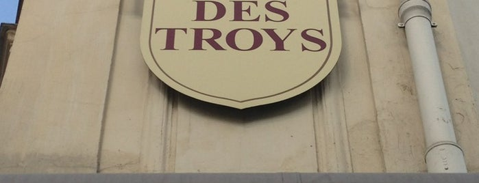 La Table des Troys is one of Restaurant.