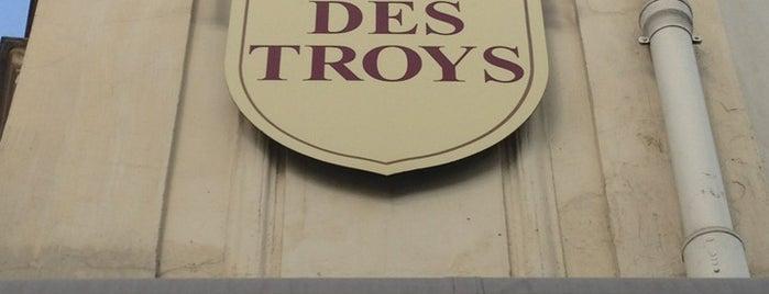La Table des Troys is one of Orte, die Laila gefallen.