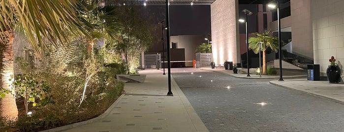 ALJADAH is one of Riyadh Outdoors.