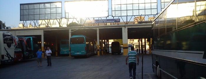 Σταθμός ΚΤΕΛ Λιοσίων is one of Jan 님이 저장한 장소.