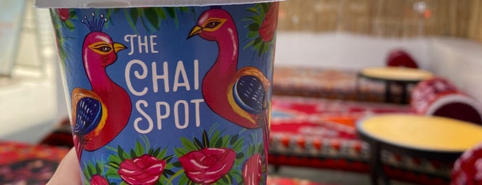 The Chai Spot is one of Nyc.