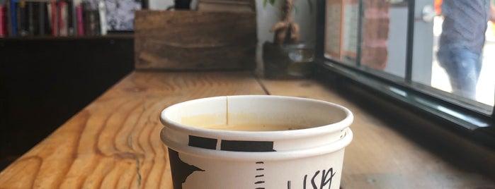 Birch Coffee is one of Sunaina : понравившиеся места.